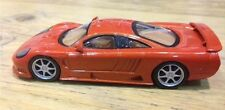 Chevrolet Corvette Z51 Coupe - Red    1/43  By Mag Model Car ref67A