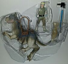 Star Wars LUKE SKYWALKER & TAUNTAUN The Battle of Hoth Echo Base Exclusive