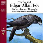 The Essential Edgar Allan Poe by Edgar Allan Poe (CD-Audio, 2008)