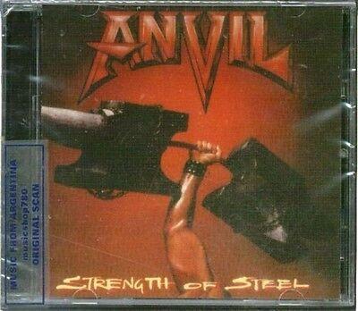 ANVIL STRENGTH OF STEEL SEALED CD NEW