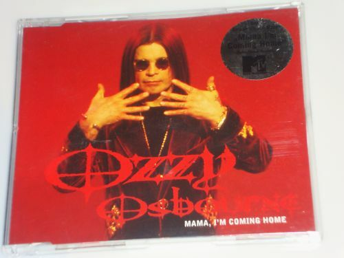 1 von 1 - OZZY OSBOURNE MAMA,I'M COMING HOME MAXI CD INCL. LIVE AT BUDOKAN