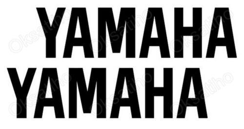 YAMAHA BIG FAIRING DECALS STICKER EMBLEM KIT TANK BIKE MOTORCYCLE 808