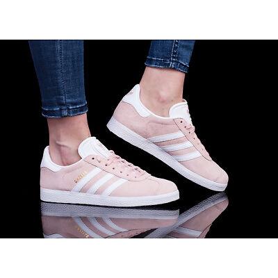ADIDAS GAZELLE Originals Damenschuhe Damen Sneaker Turnschuhe Rosa Pink BB5472