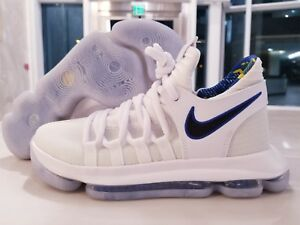official photos e243e 1dd30 Image is loading Nike-Zoom-KD10-LMTD-NBA-Golden-State-Warriors-