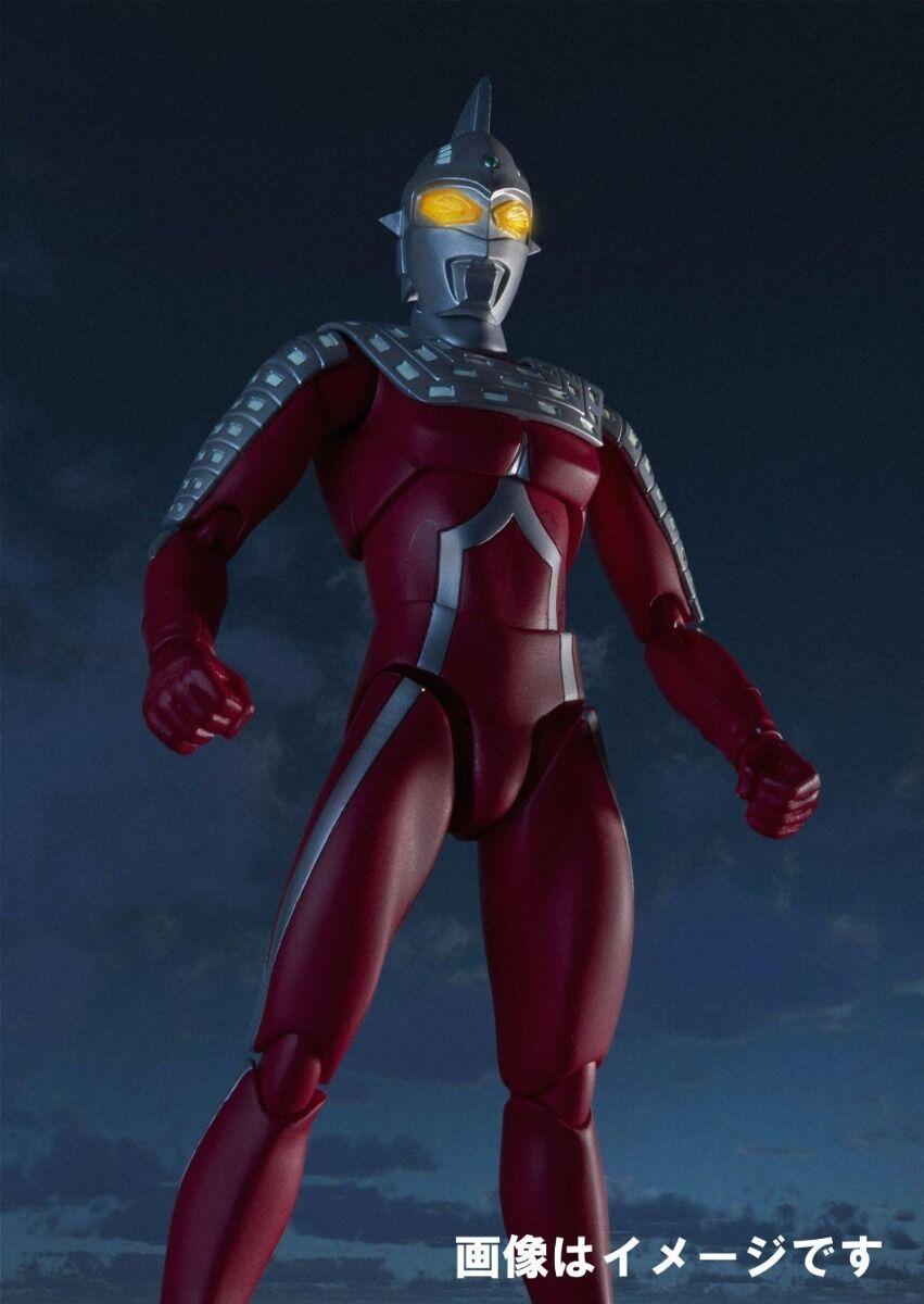 ULTRA-ACT Ultraman Ultraman Ultraman ULTRA SEVEN Action Figure BANDAI TAMASHII NATIONS from Japan 2239a6