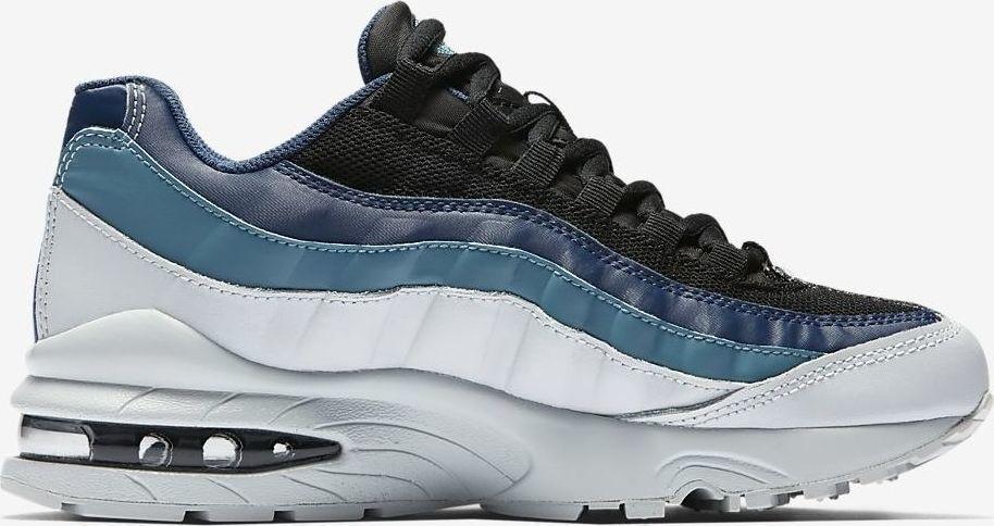 Nike Air Max 95 (GS) 905348-009 ΞœΞΞ³Ξ΅ΞΈΞΏΟ' 3.5 UK