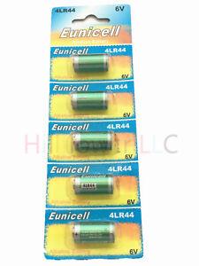 20 pcs 4LR44 PX28A A544 476A K28A L1325 Card 6V Alkaline Battery