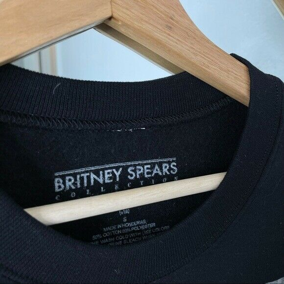 Britney Spears Collection pullover sweatshirt, wo… - image 2