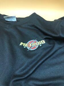 Vintage-Metroid-Prime-Nintendo-GameCube-T-Shirt-XL-Timberline-Performance
