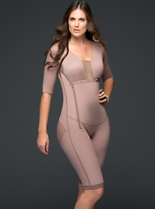 Fajas DPrada 11008 Full Body Shaper Compressive Size Reducing and Post-Surgical
