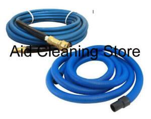 GENUINE-CARPET-CLEANING-Machine-HOSE-50ft-SOLUTION-AND-VACUUM-HOSE-PIPE-PROCHEM