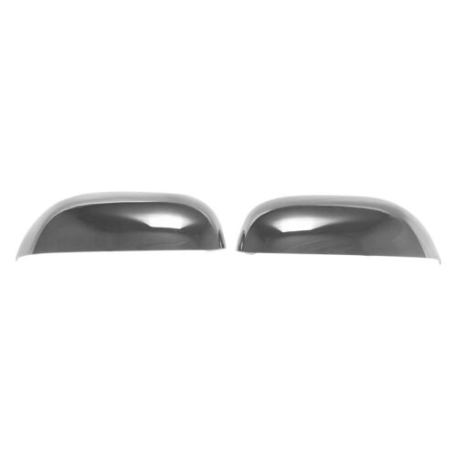 For Kia Soul EV 2019 SES Trims MC283 Chrome Mirror Covers
