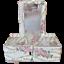 Ancien-Jouet-Coiffeuse-Poupee-Vintage-1970-decor-de-Rose-Simili-Vintage-Commode miniature 1