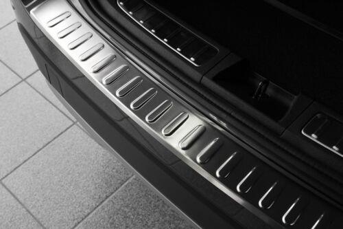 Ladekantenschutz für BMW X1 E84 x Edelstahl Rostfrei Abkantung 2012-09//2015 LCI