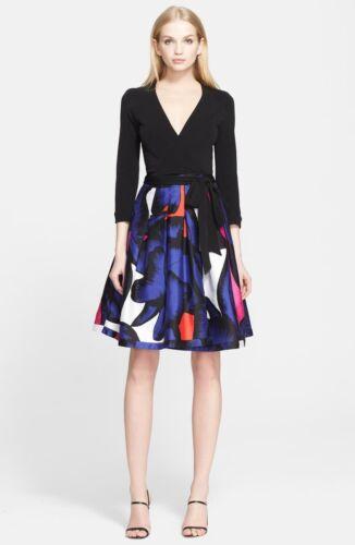 Diane von Furstenberg Furstenberg DVF Wrap Dress W