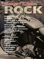 Songs That Rock: Piano/Vocal/Chords, , Hal Leonard Corp., Very Good, 2003-01-01,