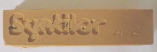 Syntilor Cera in Stick ritocco imperfezioni graffi riparazione legno mobili 30gr