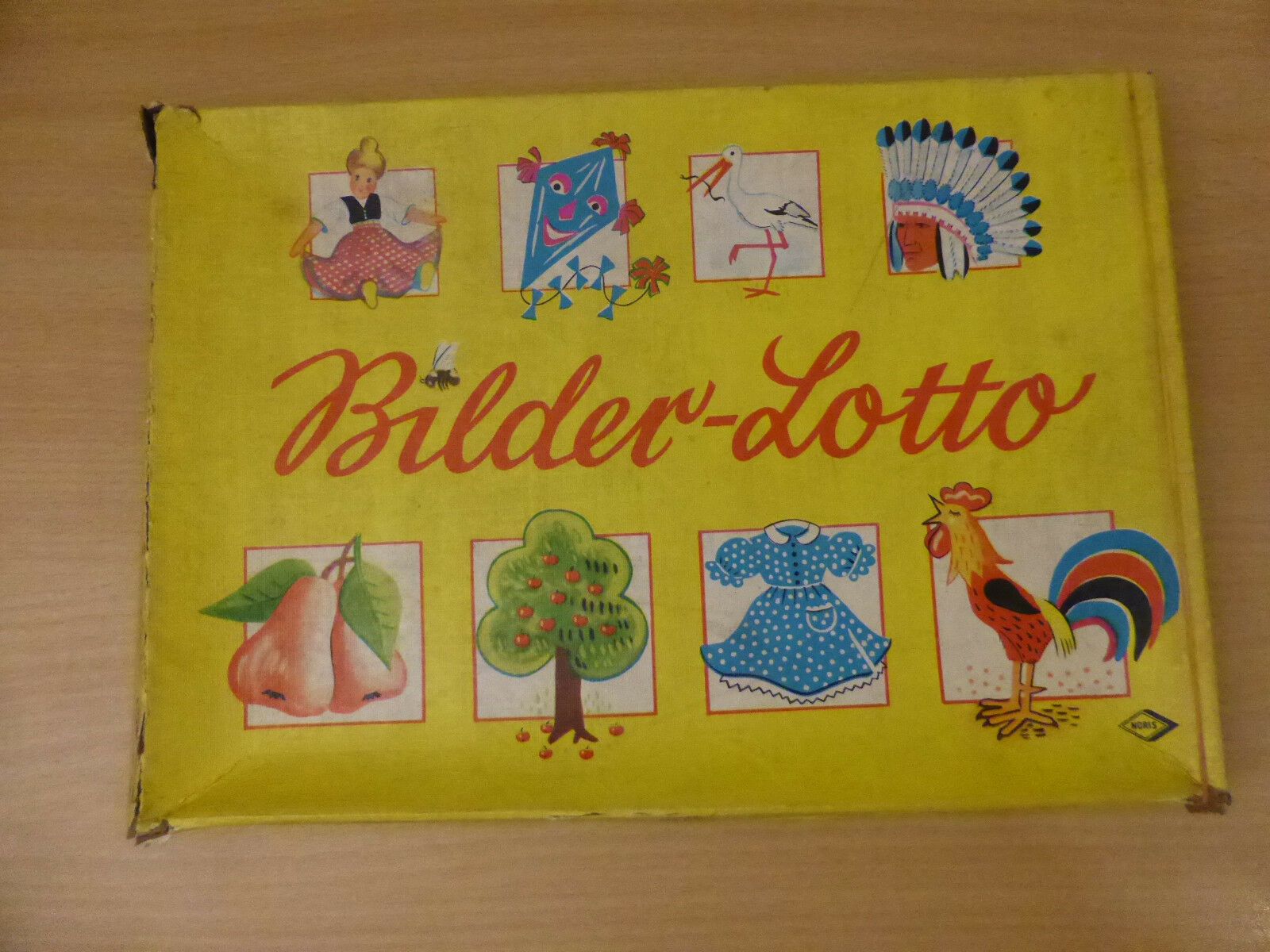 Bilder Lotto   Ein Spiel von Noris Nr. 152