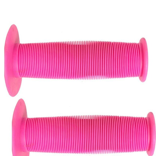 Black Ops BMX Turbo Bicycle Grips - Pink