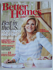 Better Homes and Gardens V91N7 July 2013 Best In The US Food, Finds, and Fun!