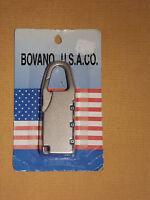 Bovano Usa Co Combination Luggage Lock