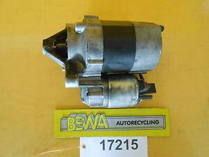 Anlasser-Renault-Megane-II-Kombi-8200266777B-Nr-17215