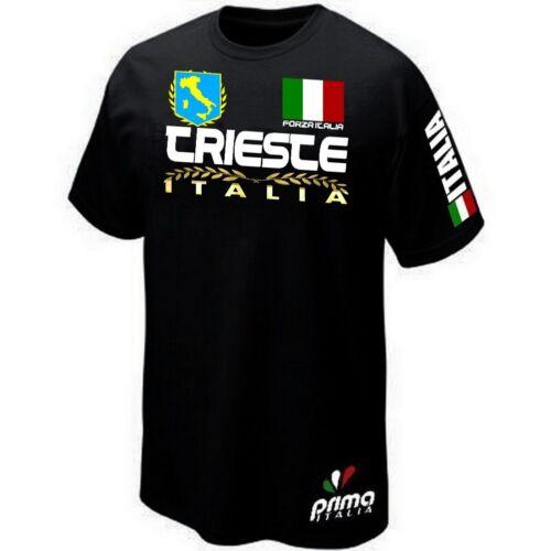 T-Shirt TRIESTE FRIULI ITALIA ITALIE Maillot ★★★★★
