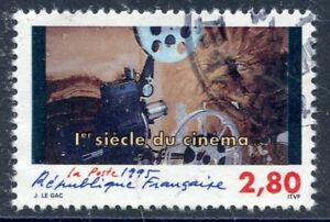 Stamp / Timbre France Oblitere N° 2921 Cinema / Photo Non Contractuelle