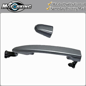 For 04-10 Toyota Sienna Stratosphere Mica 8Q0 Rear Outside Handle W//O Keyhole