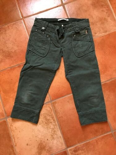 Gray Gaudi Eu Capris Jeans 40 Taille 4OOBqdxgw