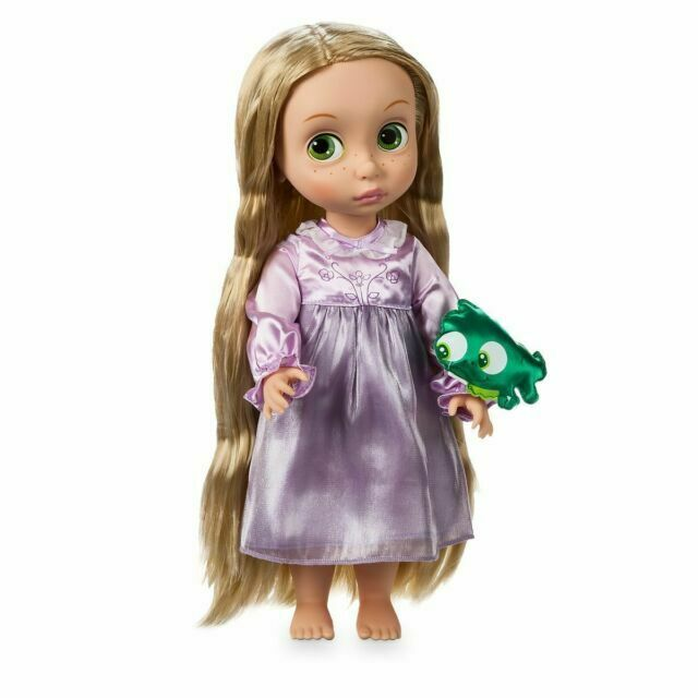 Disney Animators/' Collection Rapunzel Doll Tangled 16/'/' NEW in Box