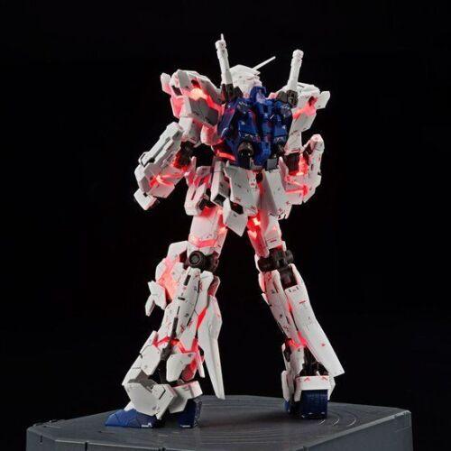 Destroy Mode TWC Ver Bandai RG 1//144 RX-0 Unicorn Gundam Lighting Model