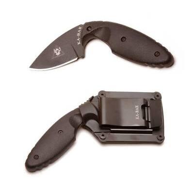 "Ka-Bar 1480 TDI Law Enforcement Fixed 2"" Blade Plain Drop Point Knife Sheath"
