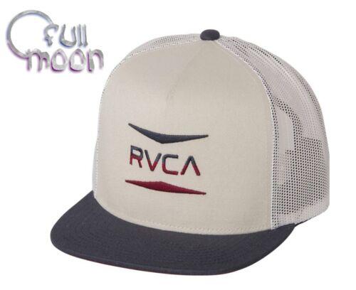 New RVCA Men/'s Points Snapback Trucker Cap Hat