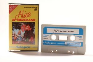 COMMODORE-64-C64-GAME-ALICE-IN-VIDEOLAND-BY-AUDIOGENIC-SOFTWARE-1984