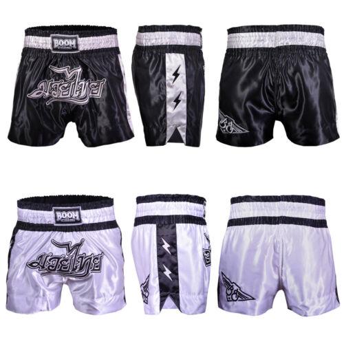 Muay Thai Fight Shorts MMA Grappling Kick Boxing Trunks Martial Arts UFC Men