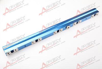 For Volvo 850 S//V//C70 S60 XC70N V70N High Flow CNC Billet Aluminum Fuel Rail