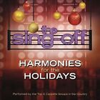 The Sing-Off: Harmonies for the Holidays [Original TV Soundtrack] by Various Artists (CD, Nov-2010, Epic (USA))
