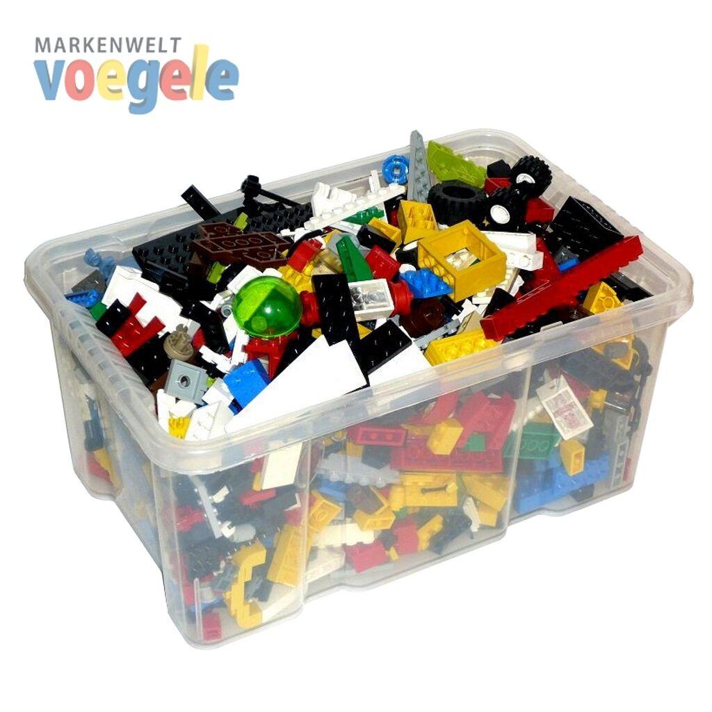 (  Kg) 3 kg LEGO environ 2100 pièces briques, dalles spécial pièces lego kiloware