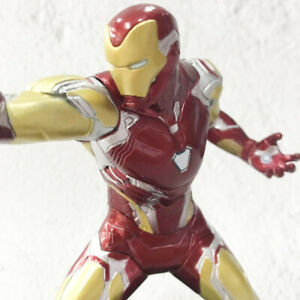 Avengers-Endgame-Super-Hero-Iron-Man-MK85-BP-Statue-Model-Figure