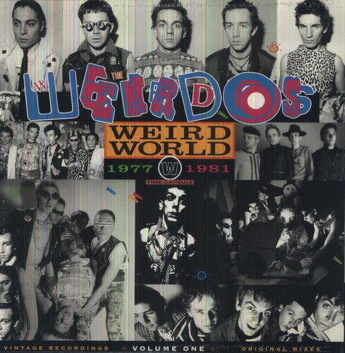 The Weirdos - Weird World 1 [New Vinyl]