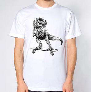 T Rex Skateboard nouveau T-Shirt
