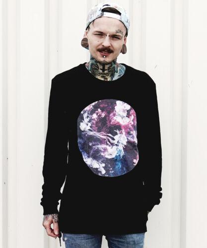 Anerkjendt Raja Felpe Pullover Caviar Black Sweater Maglione Felpa Nero