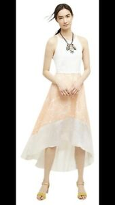 a86b6455ef9e Image is loading Anthropologie-Hutch-Peachy-High-Low-Dress-Size-Small-