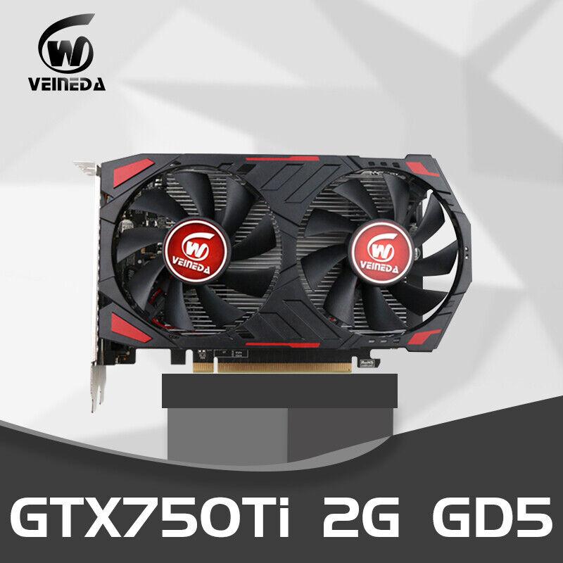 GTX 750Ti 2GB 128Bit GDDR5 Graphics Cards Geforce Gaming Card