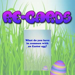 Re cards easter greeting card funny adult humor dirty image is loading re cards easter greeting card funny adult humor m4hsunfo