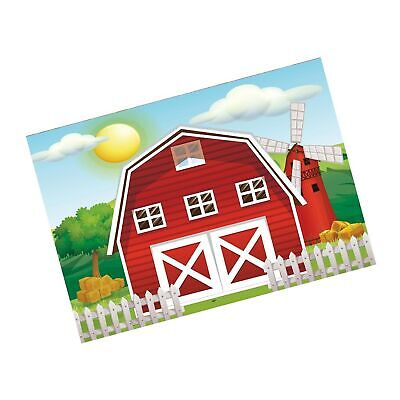 New Rustic Barn Backdrop 7x5ft Country Farm Photos Background Rural Landscape Shoots Kids Rustic Birthday Party Decoration Country Events Video Studio Props