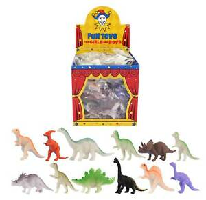 Mini-Dinosaur-Figurine-Toys-amp-Party-Bag-Fillers-Favours-Party-Gifts-Fun-Jurassic