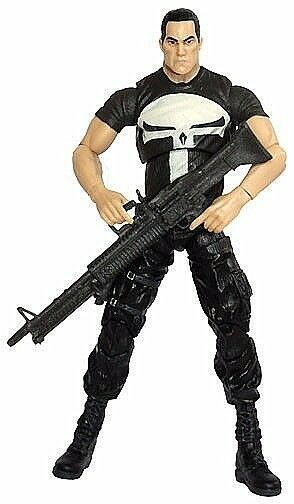 MARVEL LEGENDS Collection_PUNISHER  6 6 6