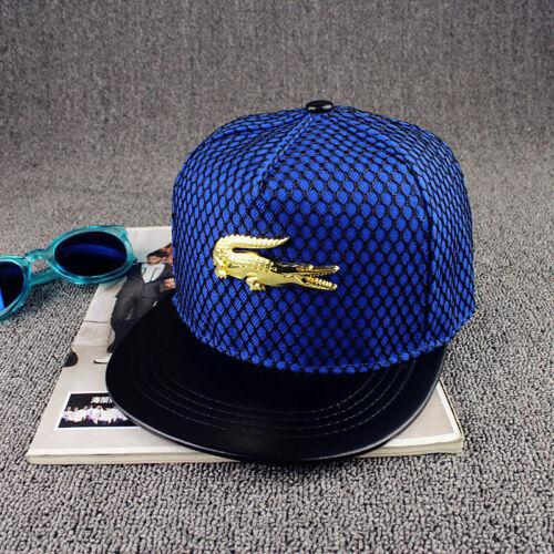 Mens Womens Snapback Hat The Crocodile² Baseball Caps adjustable Hip Hop Hats NE